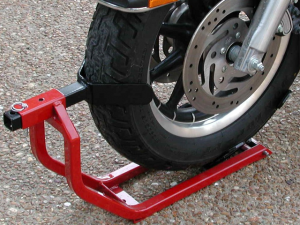 our motorcycle chocks at Ironhorse are the finest