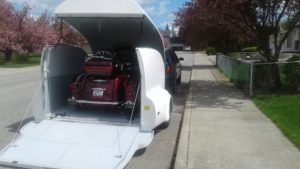 This triglide trailer could be yours