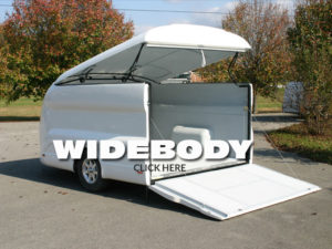 The wide body trailer